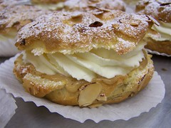 Finished paris brest (Amber *) Tags: flickr favorites parisbrest favd picsflickrmembershaveaddedtotheirfavorites yourfavdset sweeetlifeset