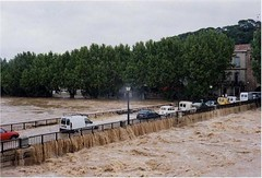 floods at sommieres 2003