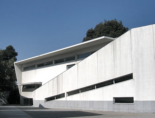 阿尔瓦罗·西扎Aacute lvaro Siza(葡萄牙1933-)建筑作品集2  - 刘懿工作室 - 刘懿工作室 YI LIU STUDIO