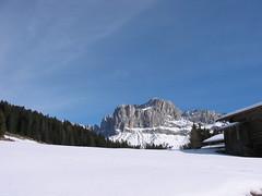 Unspoiled (Jorghenstein) Tags: winter snow mountains woods trentino snowcovered adige jorghenstein