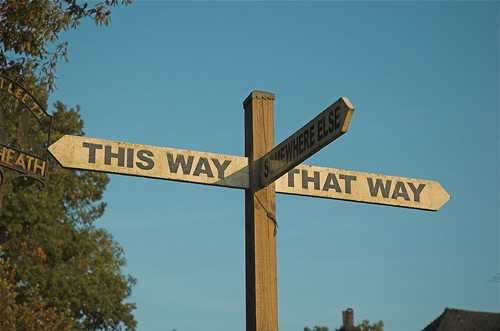 Helpful signpost by Stan160, on Flickr