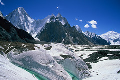 Velvia50-23 (Kelly Cheng) Tags: pakistan mountain glacier velvia concordia getty gasherbrum4 trekday8concordia goldenthrone gettysale gi1209 117246408