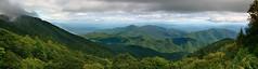 Blue Ridge Vista (Adam Preble) Tags: blueridgeparkway panorama lab