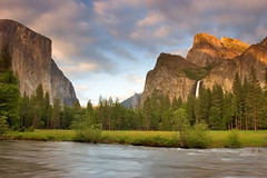Valley View, Yosemite National Park (Buck Forester) Tags: california mountains nature digital landscape waterfall topv333 bravo canon20d sierra yosemitenationalpark wilderness elcapitan sierranevada yosemitevalley bridalveilfall buckforester brianernst earthshots sierravisions