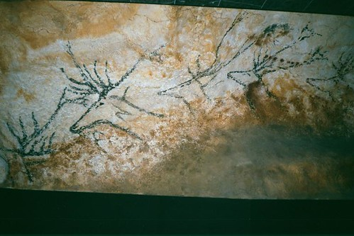 The Spanish cave paintings