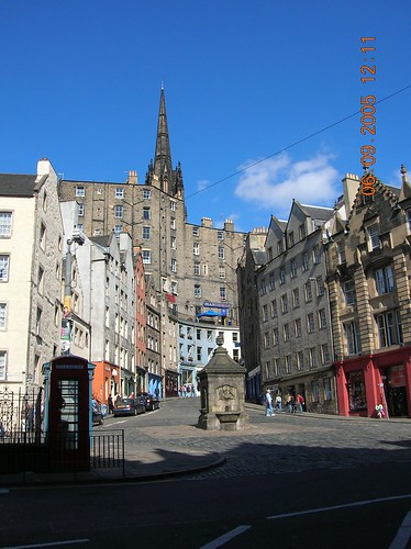 Calles de Edimburgo Foto 2