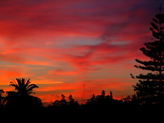 Sunset (Lothann) Tags: sun portugal evora sunset coucherdesoleil colors sky ciel couleurs tag1 tag2 tag3 tagedout taggedout