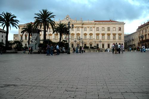 Sassari square