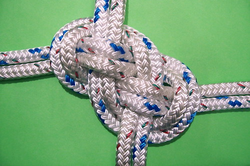 10.26.05 Double Carrick Bend by M J M, on Flickr