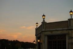 (ElseKramer) Tags: elsekramer efteling theme park sunset lamp lamps light lights lamplights old fashioned style
