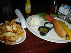 DSC01033 (satanoid) Tags: food dog chicago hot fries coleslaw