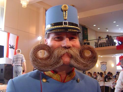 Moustache Champion