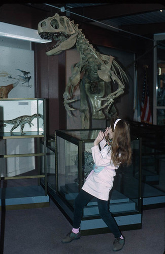 Leah and the Dino