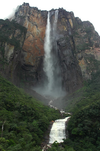 Canaima - Salto Angel Off Man Mental, en Flickr