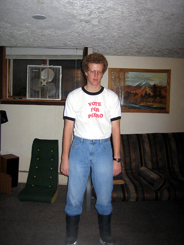 napoleon dynamite by thisRobot, on Flickr