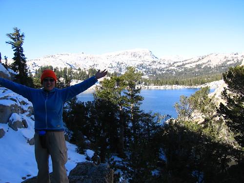 Peeler Lake!