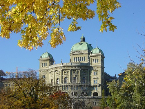 Swiss Capitol, Berne, Switzerland