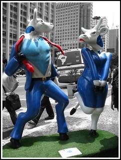 Super Cow e Moouls Lane