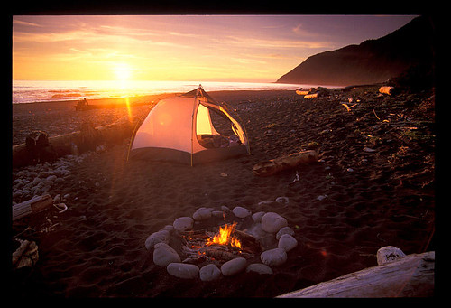 Lost Coast Camp