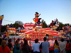 Gemini cricket (Christophe L) Tags: gemini cricket fair gijon asturias spain speed fun joy lights