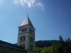 Guarding Tower (stopppit) Tags: romania roumanie putna radauti suceava