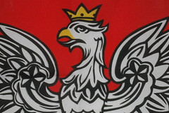 Polish coat of arms. Image by djukami via creative commons
