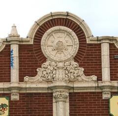 Clark Wheel (Syrtis) Tags: chicago clarkstreet architecture detail thok