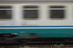 Train in Cinque Terre
