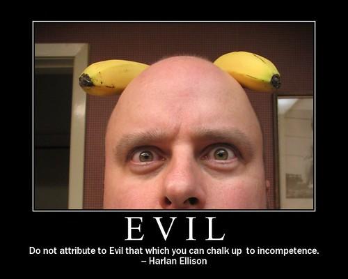 Evil?