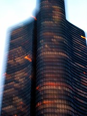 lakepointblur (lobstar28) Tags: chicago illinois blurry driving lakeshoredrive lsd il chicagoil lakepointetower