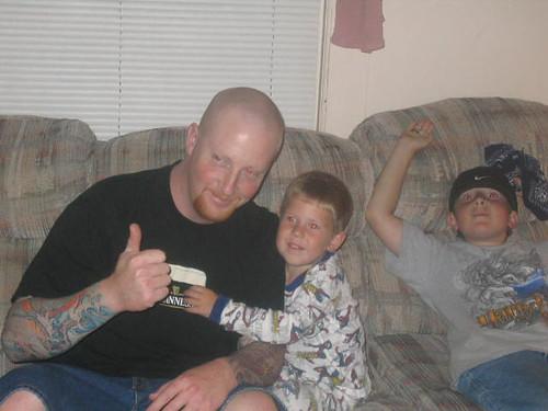 Tom, Noah and Seth