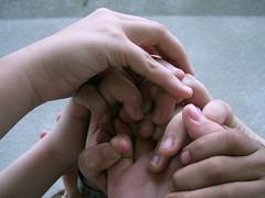 en la unión está la fuerza y la esperanza