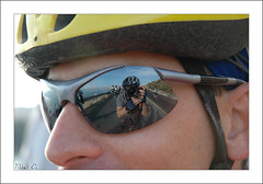 I Can C in Your Eyes (PsychoJr) Tags: israel kinneret bicycle sport notpicked 15fav