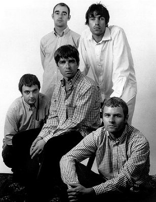 tied to the 90s Oasis Band 1995