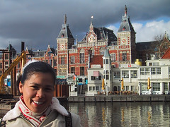Amsterdam (let) Tags: amsterdam holland netherland europe niederlande centraal station