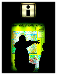 (Trapingus Parish) Tags: silueta siluetas kln colonia cologne germany alemania deutschland silhouette silhouettes map maps city cities nocitiesleft yellow green dark finger europe europa information yousendit koln aachen aken aixlachapelle dedo info