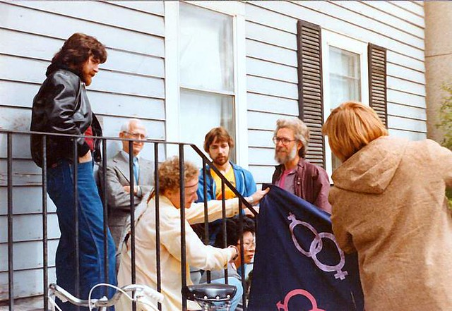 1983 Anchorage Pride march