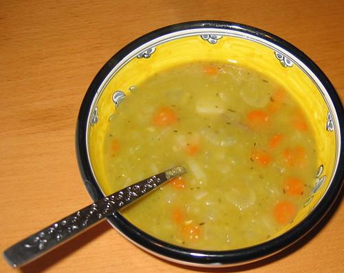 Split Pea Soup (Recipe)