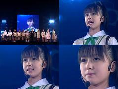 """モーニング娘。""""熱っちぃ地球を冷ますんだっ。""""文化祭2005 in 横浜"""