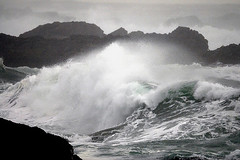 Stormy Seas (Protection Island) Tags: stormy stormyseas waves