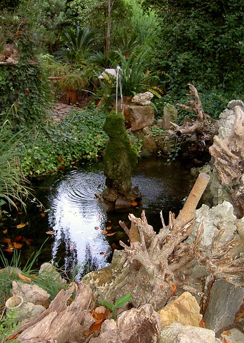 Botanical garden, Monestir de Lluc