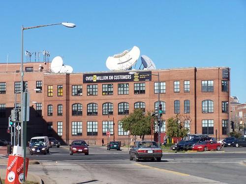 XM Satellite Building, 1500 Eckington Place NE, Washington, DC