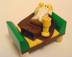 minifig famous people # 8: socrates - by minifig