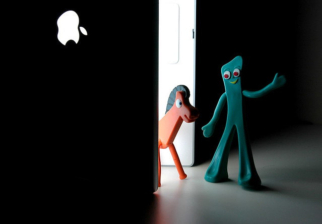 gumby wallpaper. gumby and pokey