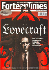 Fortean Times  H.P.Lovecraft (Mr Hyde) Tags: hplovecraft fortean times