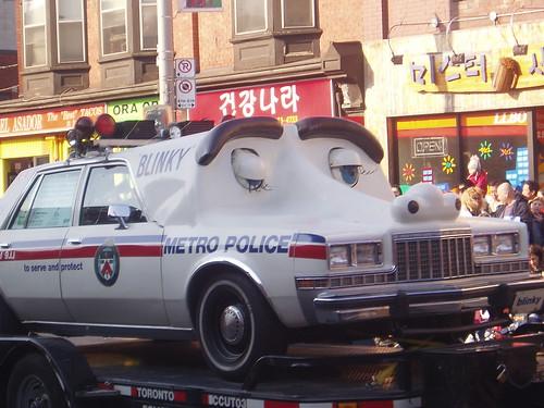 Toronto Santa Claus Parade 2005