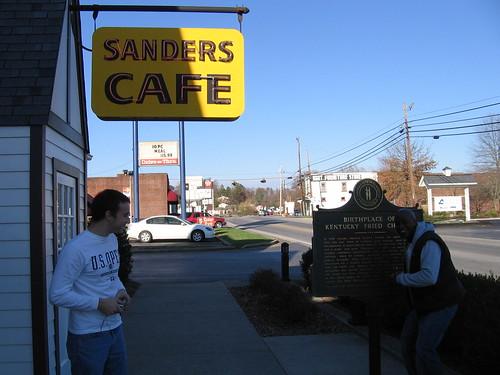 Sanders Cafe