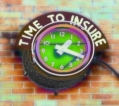 Time to insure