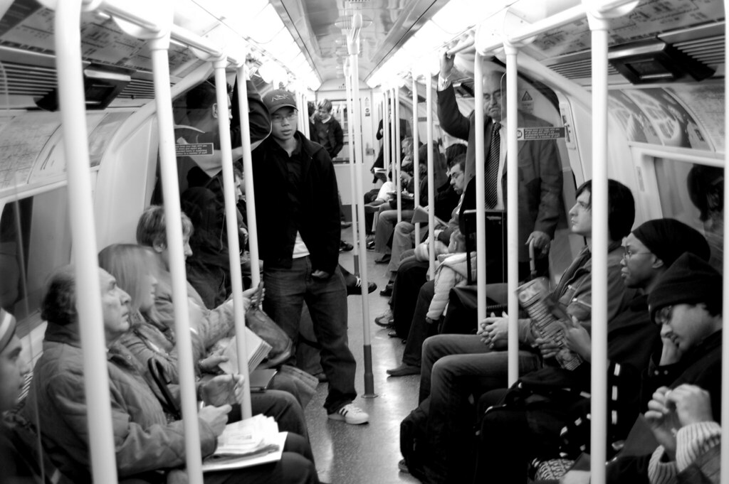 Tube Tales7 by paulbence, on Flickr