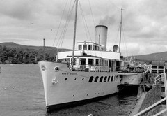 mol1 (jscglasgow) Tags: maidoftheloch lochlomond scotland paddlesteamer